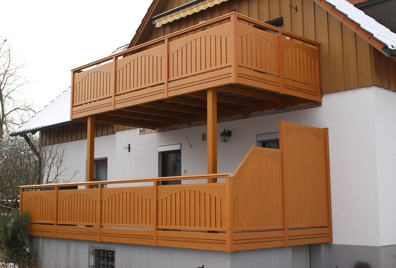 sichtschutz meier balkone. Black Bedroom Furniture Sets. Home Design Ideas